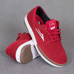 BUTY LAKAI FA17 FREMONT RED SUEDE