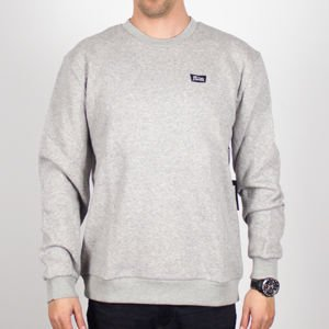 Bluza Brixton sp18 Crew Stith hth grey