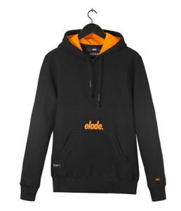 Bluza Elade ZK FW17 Mini logo blk orange