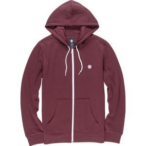 Bluza Element Fa17 Zip Hoody Cornell Napa red