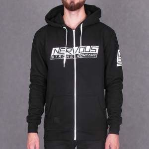 Bluza Nervous Zip Fa16 Line black