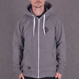 Bluza Nervous Zip Sp17 Sphere Grey