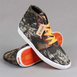 Buty FALLEN H13 Daze High Camo Orange Hazard