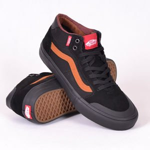 Buty Vans Style 112 MID PRO Blk/GlzGngr