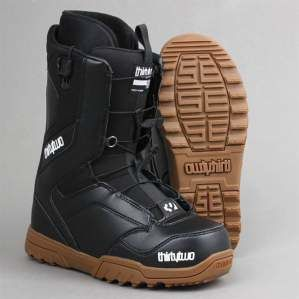 Buty snowboardowe ThirtyTwo W`13 Groomer FT Black