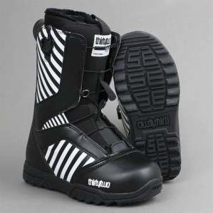 Buty snowboardowe ThirtyTwo W`13 Groomer FT Black White