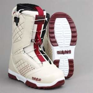 Buty snowboardowe ThirtyTwo W`13 Groomer FT Tan