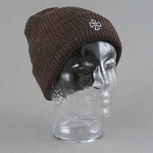 CZAPKA INDEPENDENT CROSS RIBBED BEANIE HTH OLI