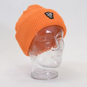 CZAPKA ZIMOWA TURBOKOLOR FW17 FISHERMAN BEANIE ORANGE