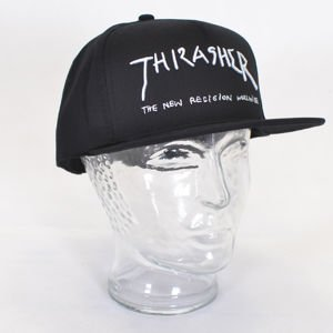 Czapka Thrasher New Religion Blk