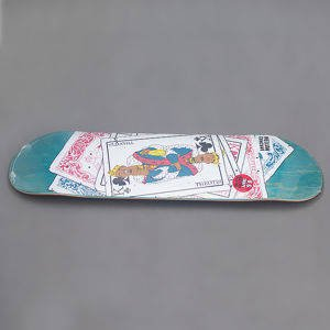 DECK BAKER TB KING OF CLUBS 8,0