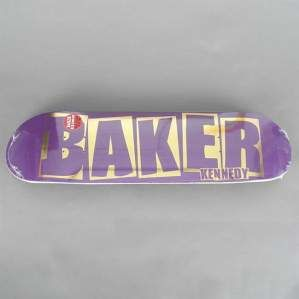 DECK BAKER TK BRAND NAME PUR/GOLD 8,25