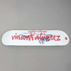 DECK CHOCOLATE ALVAREZ TRANSPORATION 8,0""