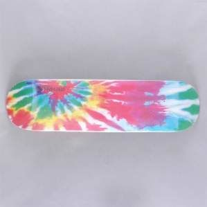 DECK  DK M/L MAPLE SMALL BOMB 8,5 TIE DIE BIRCH