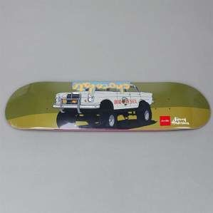 Deck CHOCOLATE Anderson Monster Truck 8,12
