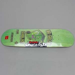 Deck CHOCOLATE Anderson Rider Patch 8,12