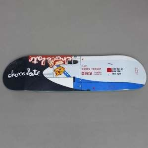 Deck CHOCOLATE Tershy Bomber 8,37