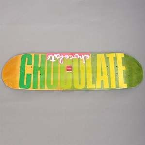 Deck Chocolate Alvarez League fade 8.25""