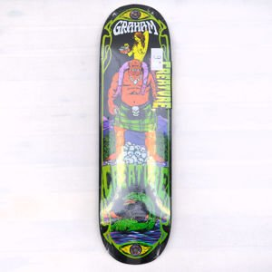 Deck Creature Graham Hesh Trippers 9,0