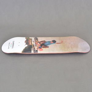 Deck Girl Carroll The Flare 8,37