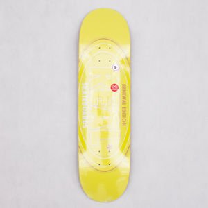 Deska Real Oval Remix Pp Yellow 8.5