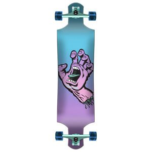 Deskorolka Longboard Santa Cruz Pastel Screaming 10.0""