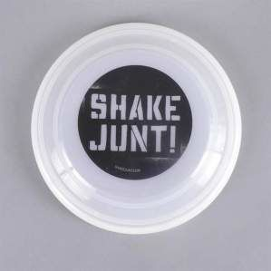 FRISBEE SHAKE JUNT GLOW IN THE DARK
