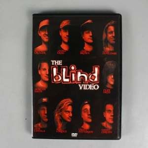 Film BLIND The Blind Video DVD