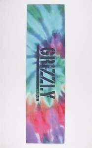GRIZZLY PAPIER GRIPTAPE REVERSE TIE-DYE STAMP