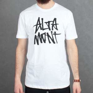 Koszulka Altamont Sp16 New Stacked wht
