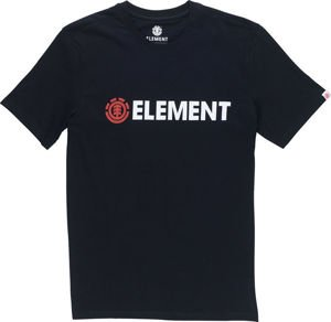 Koszulka Element Fa17 Blazin Flint Black