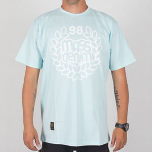 Koszulka Mass Base Ss18 Light Blue