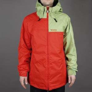 Kurtka snowboardowa VOLCOM Cross Stone Orange