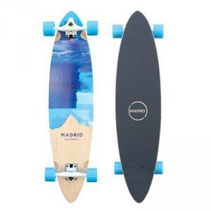 Longboard Madrit blunt blues
