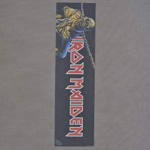 Papier Mob Grip Iron Maiden Chained