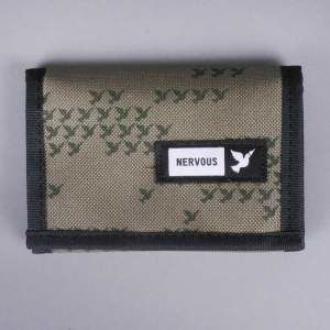 Portfel Nervous Sp16 Cross dove camo