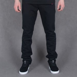Spodnie Nervous Sp17 Chino Blk