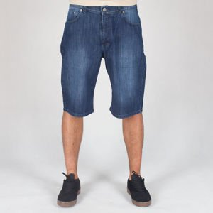 Szorty Mass Jeans Base Regular Fit Ss18 Dark Blue