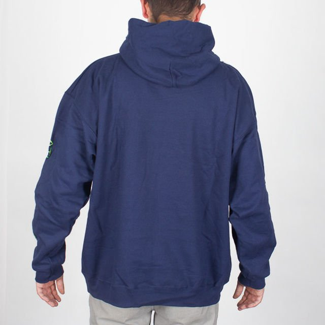 Bluza Thrasher Hood Atlantic Drift Nvy