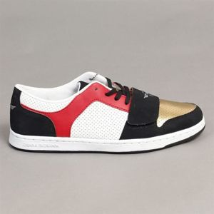 Buty CREATIVE RECREATION Cesario Lo White Gold Red Black