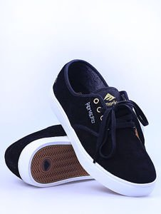 Buty Emerica Sp14 Laced Leo bl