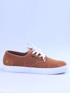 Buty Emerica Sp14 Laced Leo br/wht