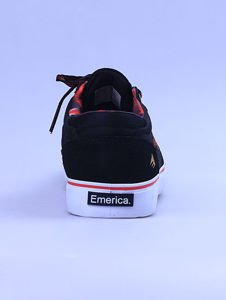 Buty Emerica Sp14 Provost blk/rd/wht