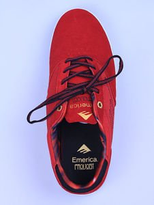Buty Emerica Sp14 Provost red