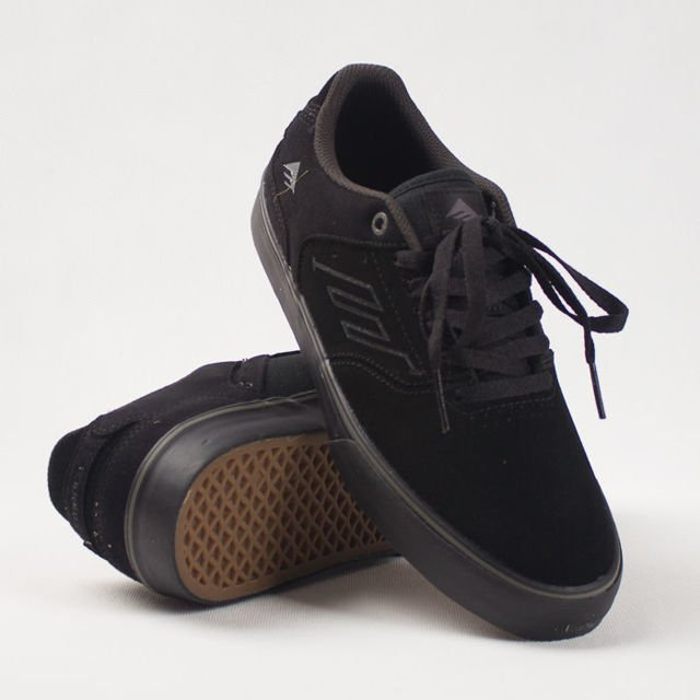 Buty Emerica Sp18 The Reynolds Low Vulc blk/blk/gre