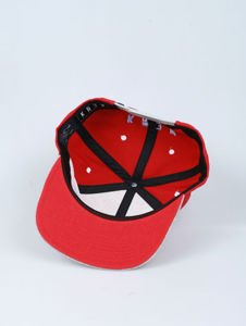 Czapka Krew Sp14 Ori4 snap.red