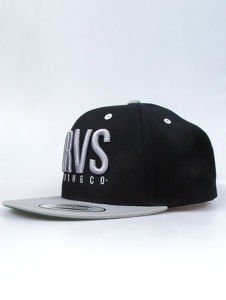 Czapka Nervous SB Sp14 Logo Blk/grey