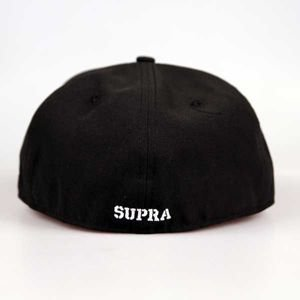 Czapka Supra Sp13 Era.Above Black