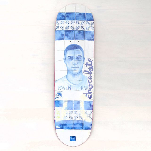 Deck Chocolate Tershy Talavera  8,25