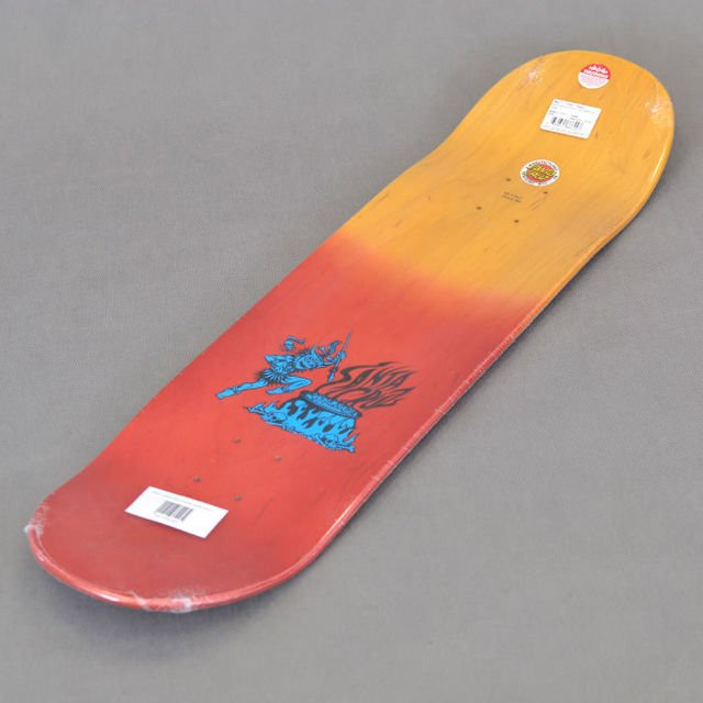 Deck Santa Cruz Alba Tiger Pop 8.6